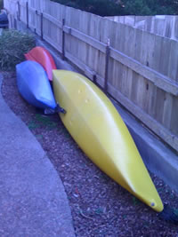 Idle Kayaks