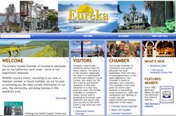 Eureka Chamber Web Site