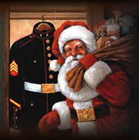 Toys for Tots Marine Reserve Program